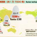 核兵器廃絶が最も大切