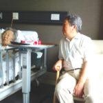 オフクロの入院